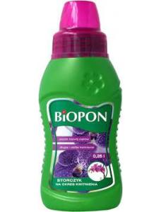 Biopon Удобрение для орхидей  в период цвенетия, 250мл