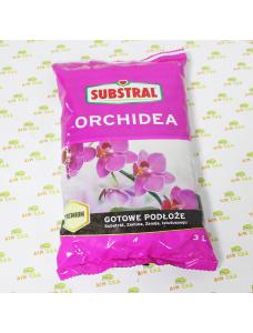 Substral Грунт для орхидей, 3л