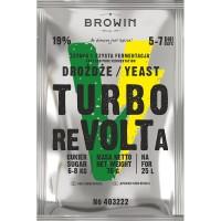 Biowin Ликеро-водочные дрожжи TURBO reVOLTa 5-7дней